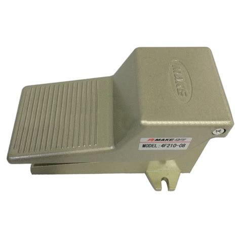 foot pedal operated make foot operated 5 way 2 position direct acting