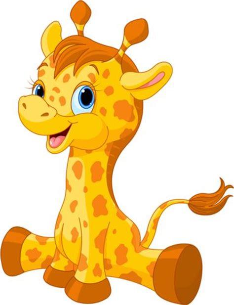 imagenes jirafas animadas las 25 mejores ideas sobre jirafa caricatura en pinterest