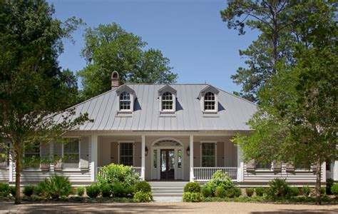Southern Style House Plans With Porches by Lowcountry Creole Spring Island South Carolina