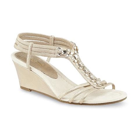 chagne colored wedges upc 751718737961 smith s tillie chagne