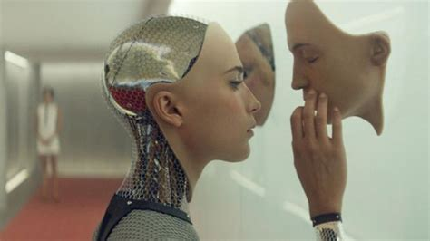 eva ex machina first trailer for ex machina new sci fi thriller from 28