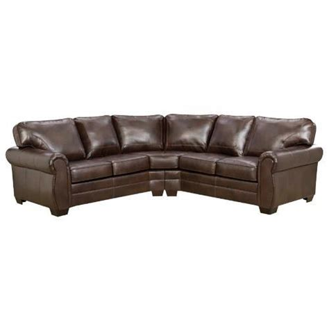 Simmons Sectional Sofas Simmons Manhattan P Left And Right Arm Facing Stationary Sectional Sofas With Wedges Simmons