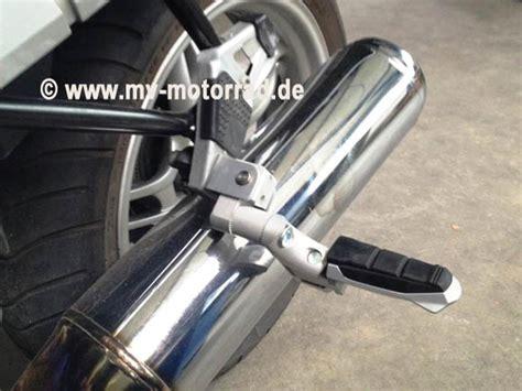 Mindestalter F R Motorrad Sozius by Mv Fu 223 Rastentieferlegung Sozius Verstellbar Bmw R1150rs