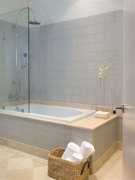 combined shower and bathtub jacuzzi tub shower combo design modern bathroom ideas