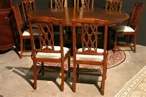 mahogany dining room chairs edwardian inlaid solid mahogany dining chairs federal