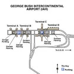 map of george bush intercontinental airport houston george bush intercontinental airport maps maps and