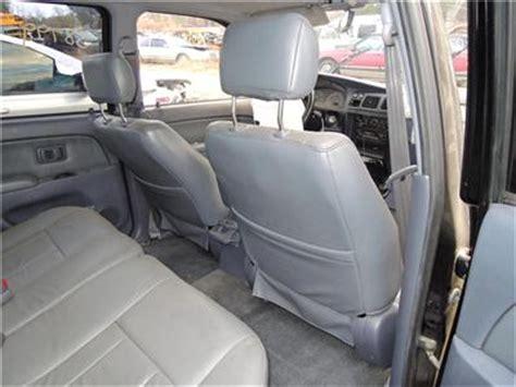 Toyota 4runner Seats 1998 Toyota 4runner Gray Leather Oem Front