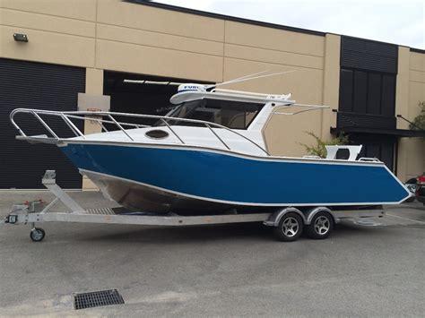 genesis boats for sale perth razerline 7 6 olympian hard top trailer boats boats