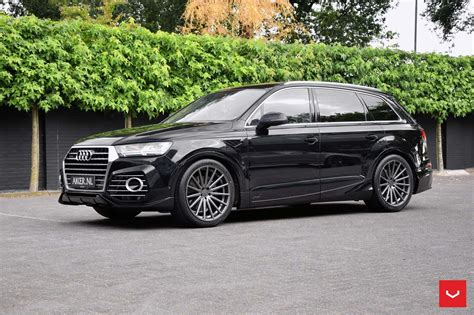 Audi Qs7 by Abt Audi Qs7 Puts On 22 Quot Custom Wheels In The Netherlands