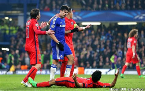 Calendrier Ligue Des Chions Psg Chelsea Ldc Psg Chelsea En Huiti 232 Mes De Finale