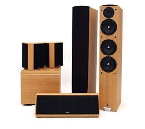 buy jamo home theatre speaker system beech new
