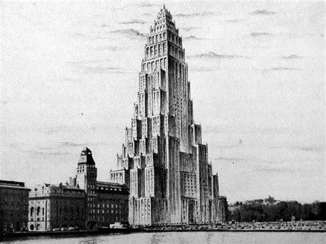 fascinating buildings never built skyscrapercity 234 best unbuilt buildings that never were images on