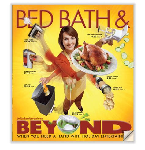 bed bath and beyond ad women and the making of holidays sociological images