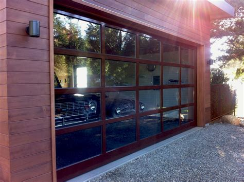8 Foot Garage Door by Custom 17 Ft Wide By 8 Ft High Aluminum Door Aj Garage
