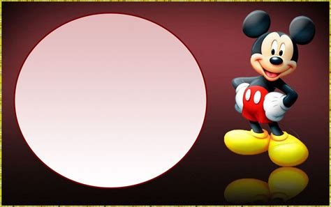 minnie mouse printable invitatio on cool blank mickey mouse baby