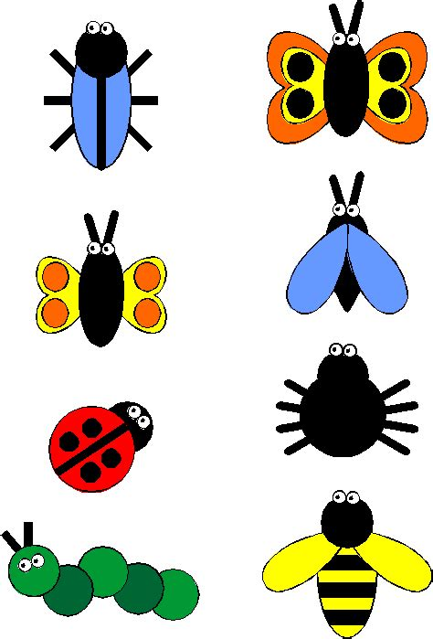 pattern bugs activities family kids crafts don t bug me door hanger bug