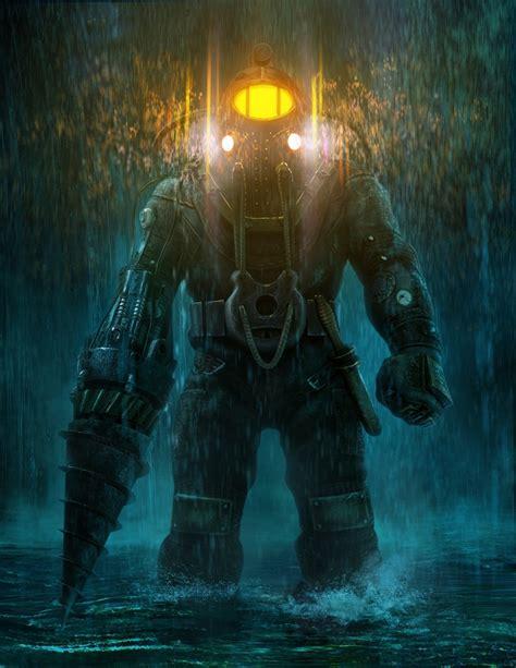 Nitroman Quot by User D Subject Delta Bioshock Wiki Fandom