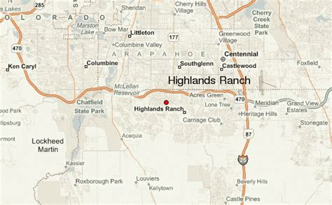 highlands ranch colorado map highlands ranch weather forecast