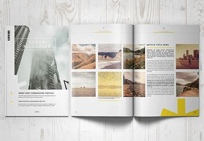 layout design ideas indesign magazine design design illustration tutorials by envato