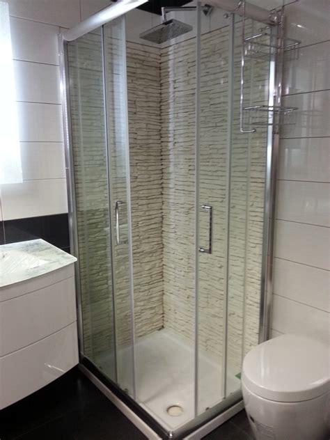rivestimenti box doccia il bagno rinnovare con la pietra