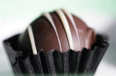 Valentines Gifts For Everyone Decadent Chocolates by Foodista Decadent Chocolate Raspberry Truffles For