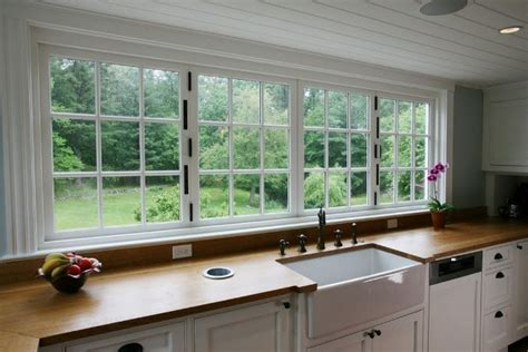 Kitchen Window Design Large Kitchen Window Home Design Garden Architecture Magazine