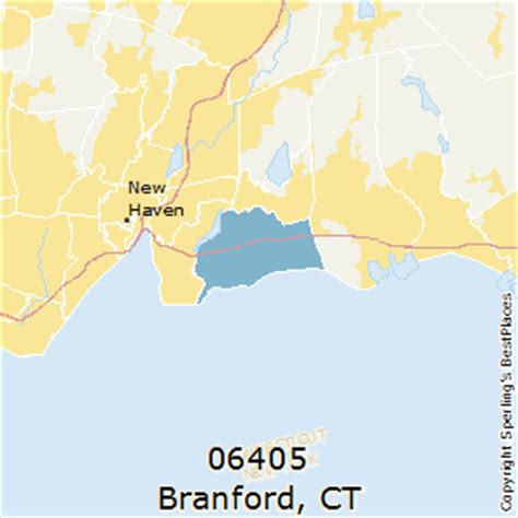 best places to live in branford (zip 06405), connecticut