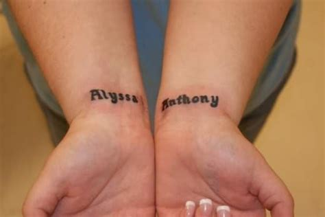 images of name tattoos on wrist wrist tattoos page 16