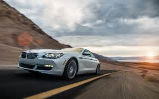 2013 bmw 650i xdrive gran coupe front three quarter in