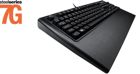 Keyboard Steelseries 7g Us จำหน าย ขาย steelseries 7g us black cherry switch ราคา