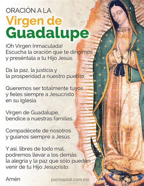 imagenes y oraciones ala virgen de guadalupe librer 237 a parroquial on twitter quot ma 241 ana es la festividad