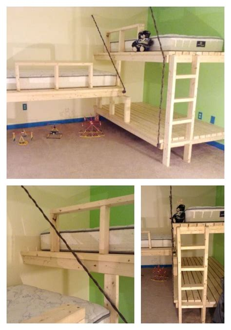 love  fun triple bunks triple bunk inspired