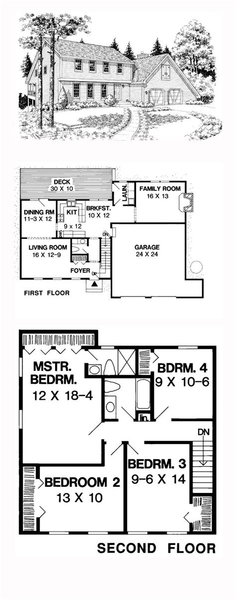 saltbox house floor plans 45 best saltbox house plans images on