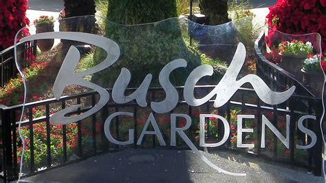 Bushe Gardens by Sesame Safari Of At Busch Gardens