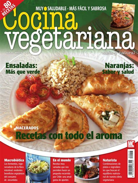recetas de cocina vegetariana gratis revista cocina vegetariana 43 recetas con todo el aroma