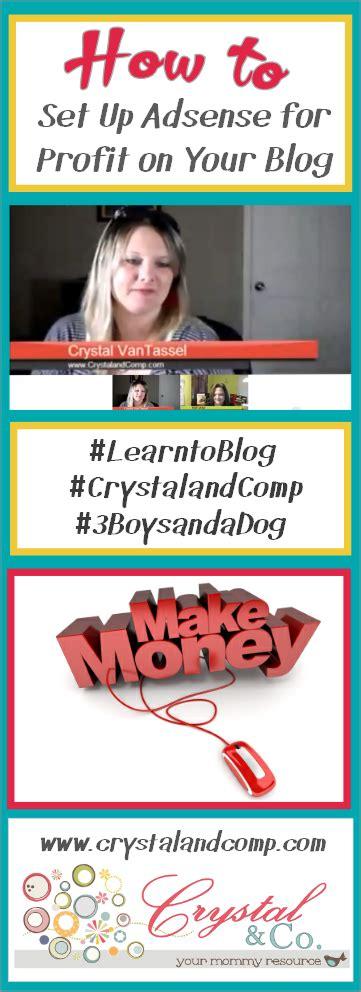 adsense instagram how to blog make money on your blog with google adsense