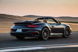 Porsche 911 Turbo 2017 Porsche 911 Reviews And Rating Motor Trend
