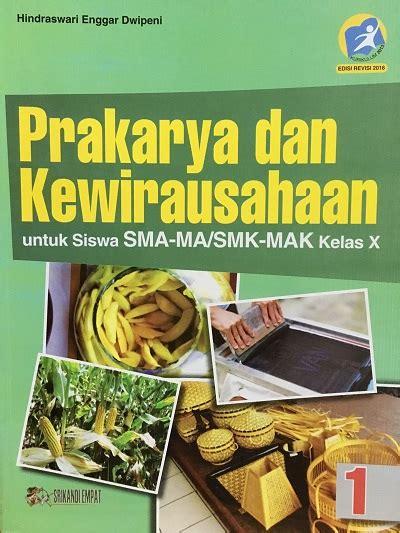 Distributor Lks Prakarya Dan Kewirausahaan Sma Smk Ma Kelas 11 portfolio belajar tiada henti