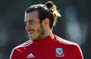 gareth bale hairstyle hairstyle for long hair tied up hairstyle tips
