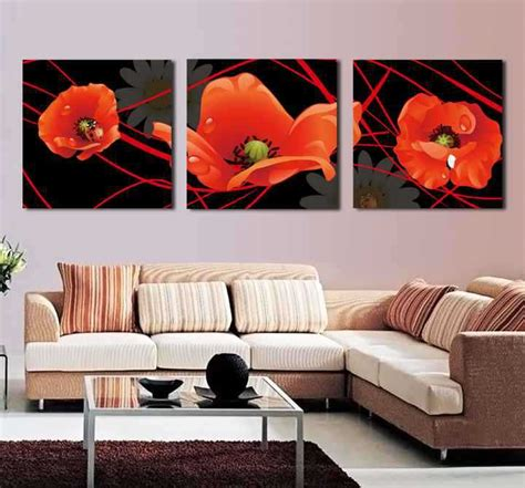 home decor set 3 piece wall art set home decor modern picture abstract