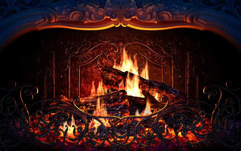 Screensaver Camino by Fireplace Screensaver Screensaver Software For Mac Pc