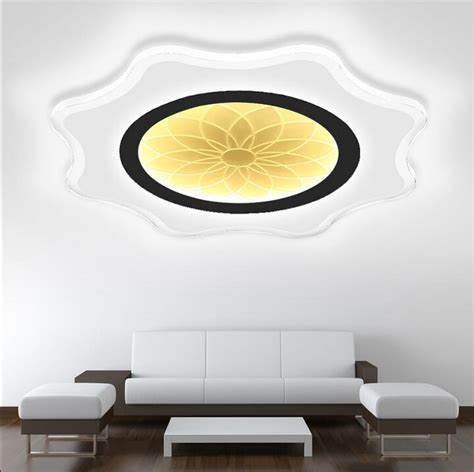 popular flush mount led ceiling light fixtures buy cheap