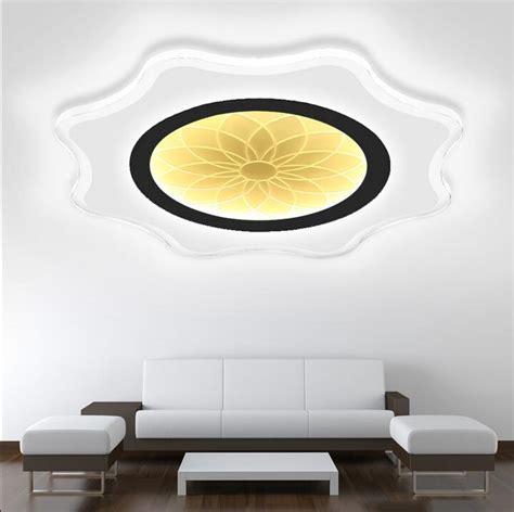 Ultra Modern Lighting Ceiling by Popular Flush Mount Led Ceiling Light Fixtures Buy Cheap