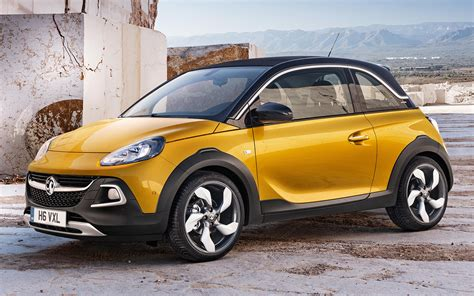 vauxhall adam rocks the motoring world vauxhall adds unlimited and rocks