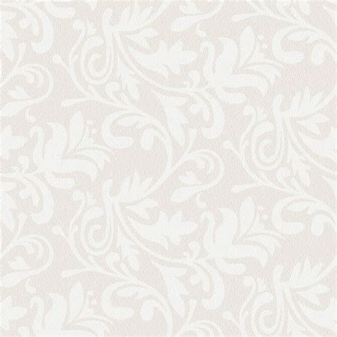 White Vintage Pattern | white vintage floss pattern porcelain wall and floor tiles