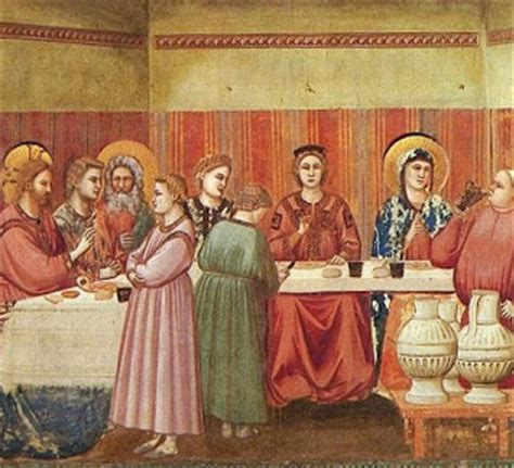 Wedding Feast At Cana Epiphany by New Liturgical Movement The Gospels Of The Epiphany Part 2