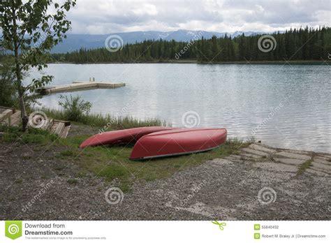 canoe beach boat launch canoe kayak lake boat launch stock photo image 55840432