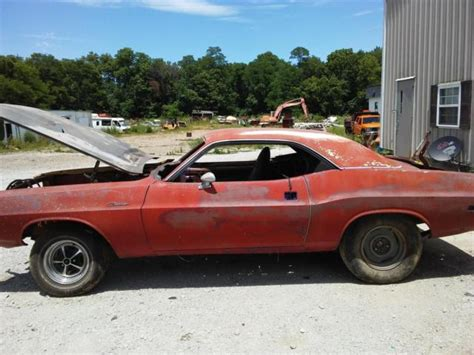 1970 challenger for sale project 1970 dodge challenger parts project car for sale in