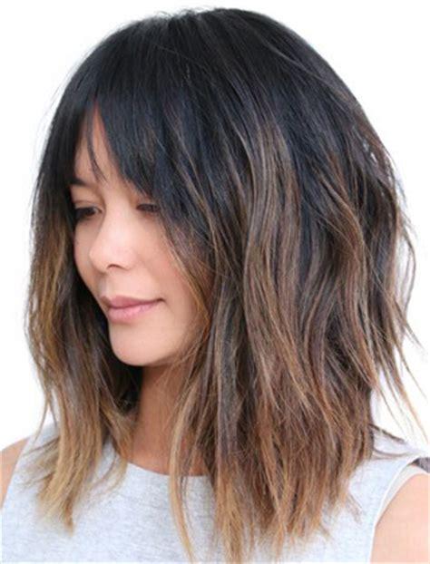 włosy do ramion galeria nr 2 – modne fryzury w 2018 dla