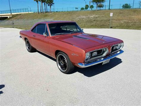 1967 plymouth for sale 1967 plymouth barracuda for sale classiccars cc 946644